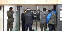 18 marca 2019 r. - uczniowie ALO na strzelnicy