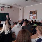 Wizyta Misjonarza z Afryki w Akademickim Liceum Ogólnokształcącym w Przasnyszu