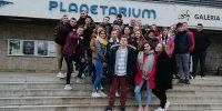 Trampoliny i Planetarium 25.02.2019