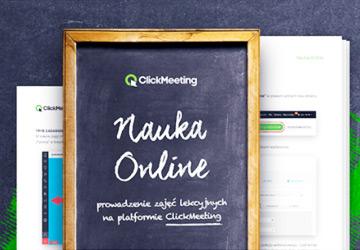 Uprzejmie informujemy, iż od poniedziałku 30 marca 2020 r. wprowadzony zostaje nowy plan zajęć na platformie ClickMeeting.